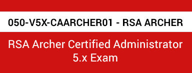 050-v5x-CAARCHER01 PDF with Exam Questions and Answers