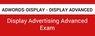 Adwords-Display Questions PDF