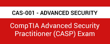 CAS-001 PDF with Exam Questions and Answers