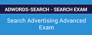 Adwords-Search Questions VCE