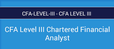 CFA-Level-III Testing Engine with Questions and Answers